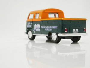 Машинка Kinsmart VW Bus Double Cab Pickup