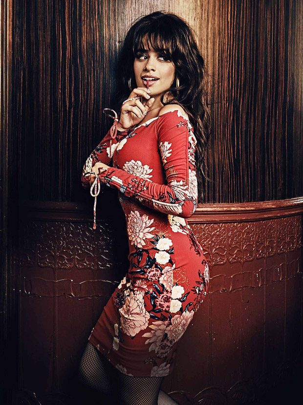Camila Cabello is the Face GUESS Holiday 2017 Collection