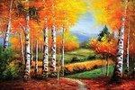 Золотистая осень
