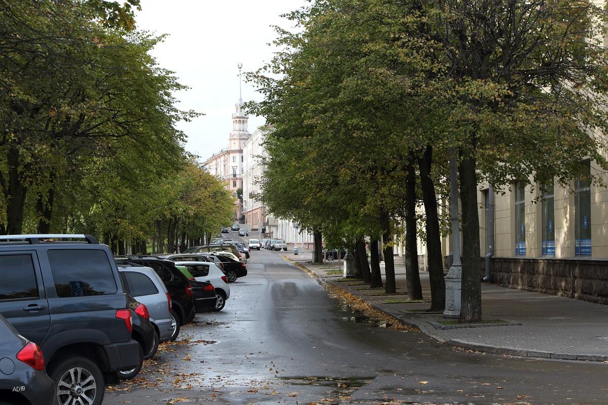 Минск - просп. Независимости