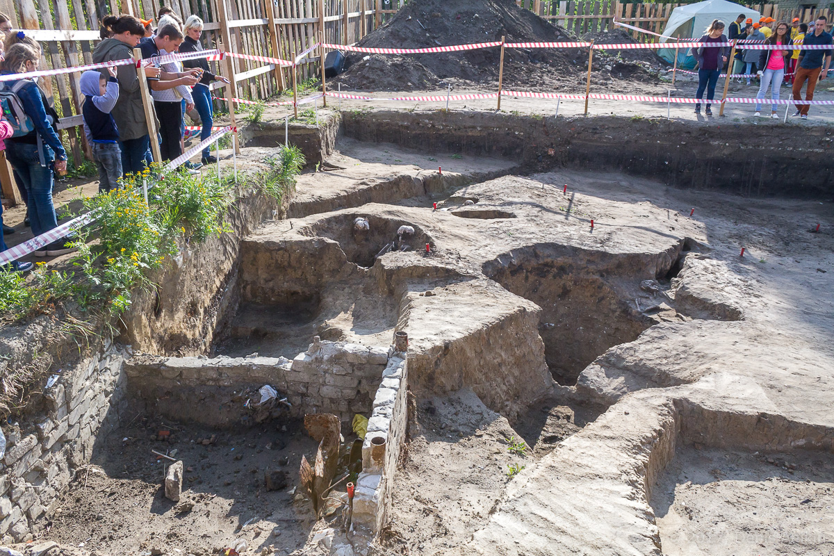 Археологическая площадка на Увеке фото 8