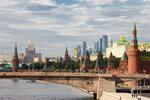 Парк Зарядье в Москве летом 2017
