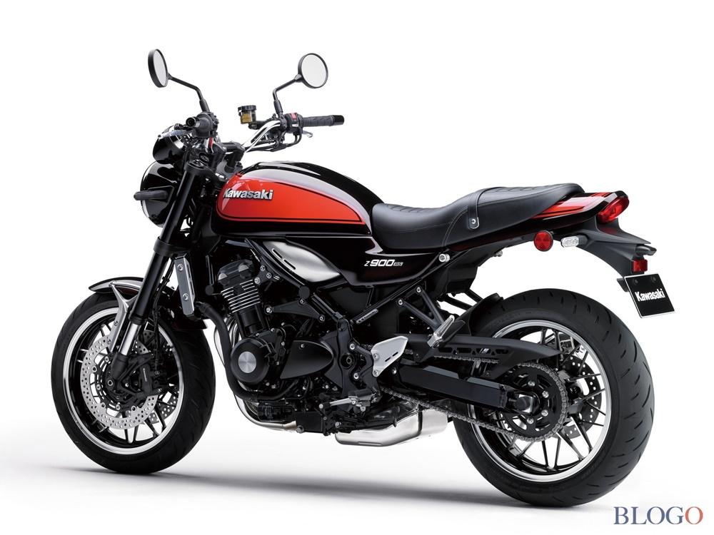 Фотографии классика Kawasaki Z900RS 2018