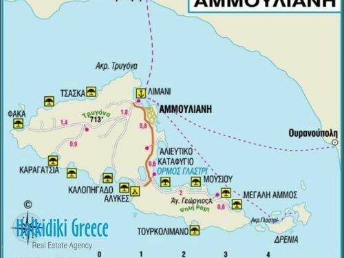 Есть такой остров Амульяни… Гостевой дом Guesthouse Helianthus.