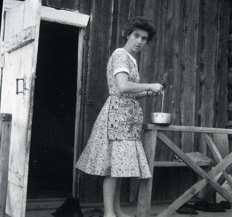 Советские лица 1960-х