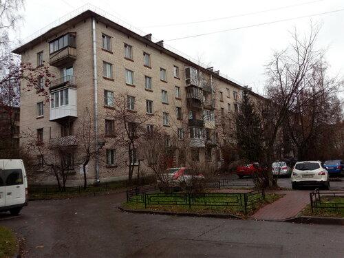 Штурманская ул. 22к2