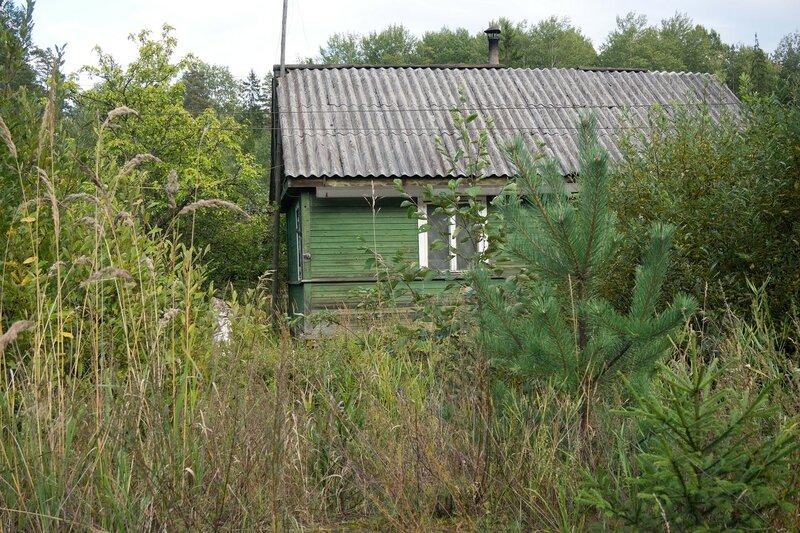 домик на станции 77-й км