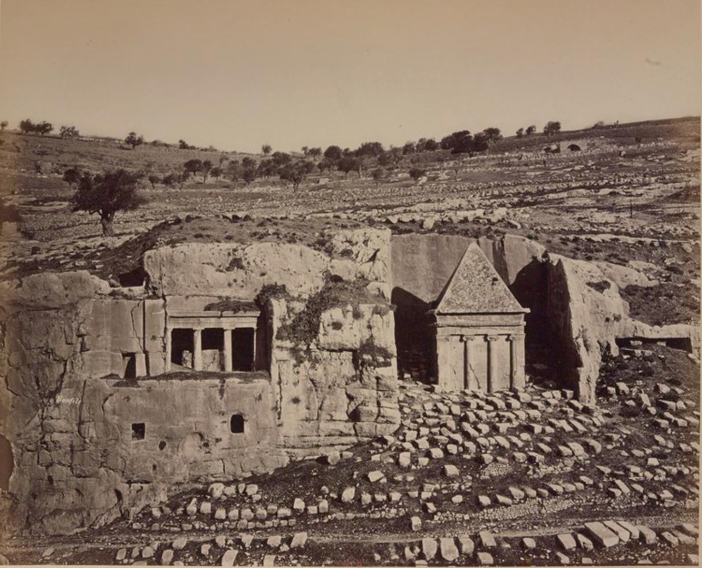 26. Иерусалим. Гробница Св. Иакова