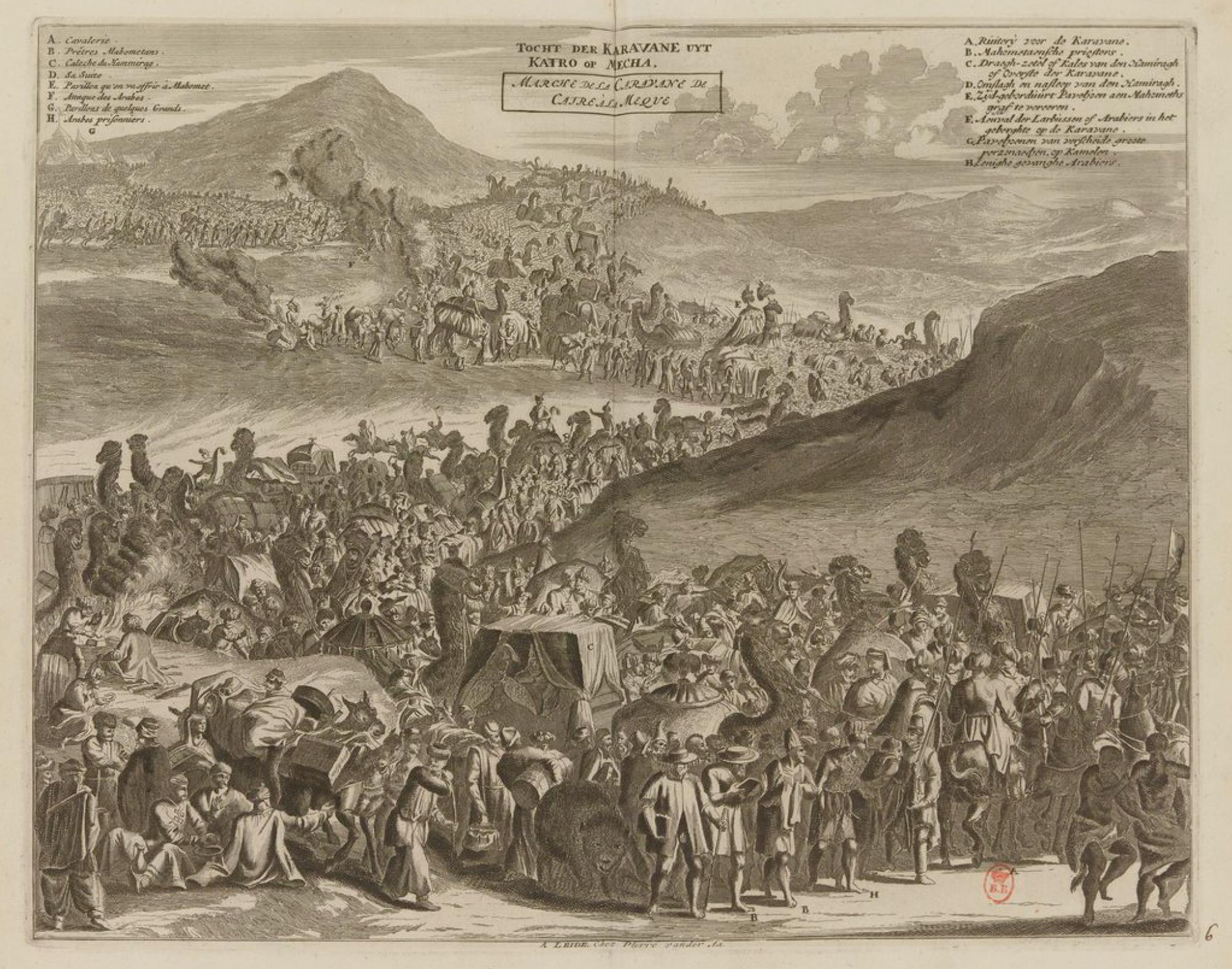 09. Караван паломников из Каира в Мекку