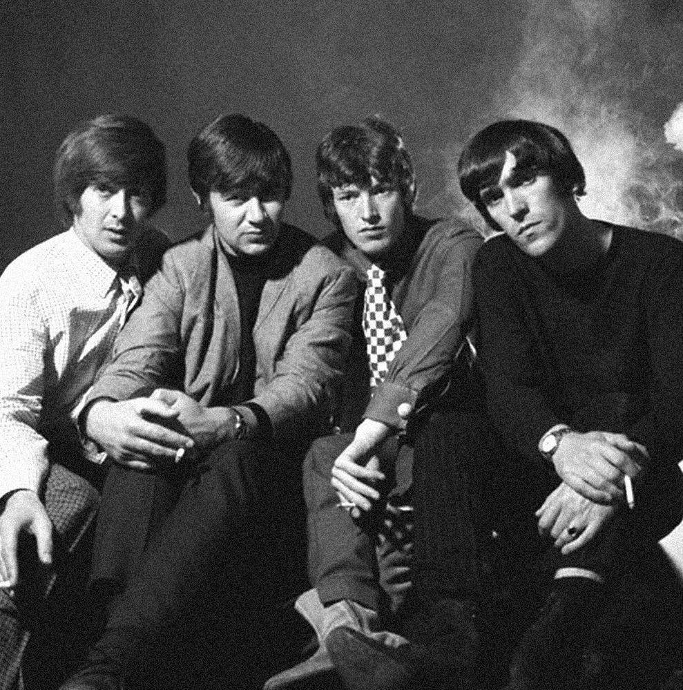 1965. «Spencer Davis Group»