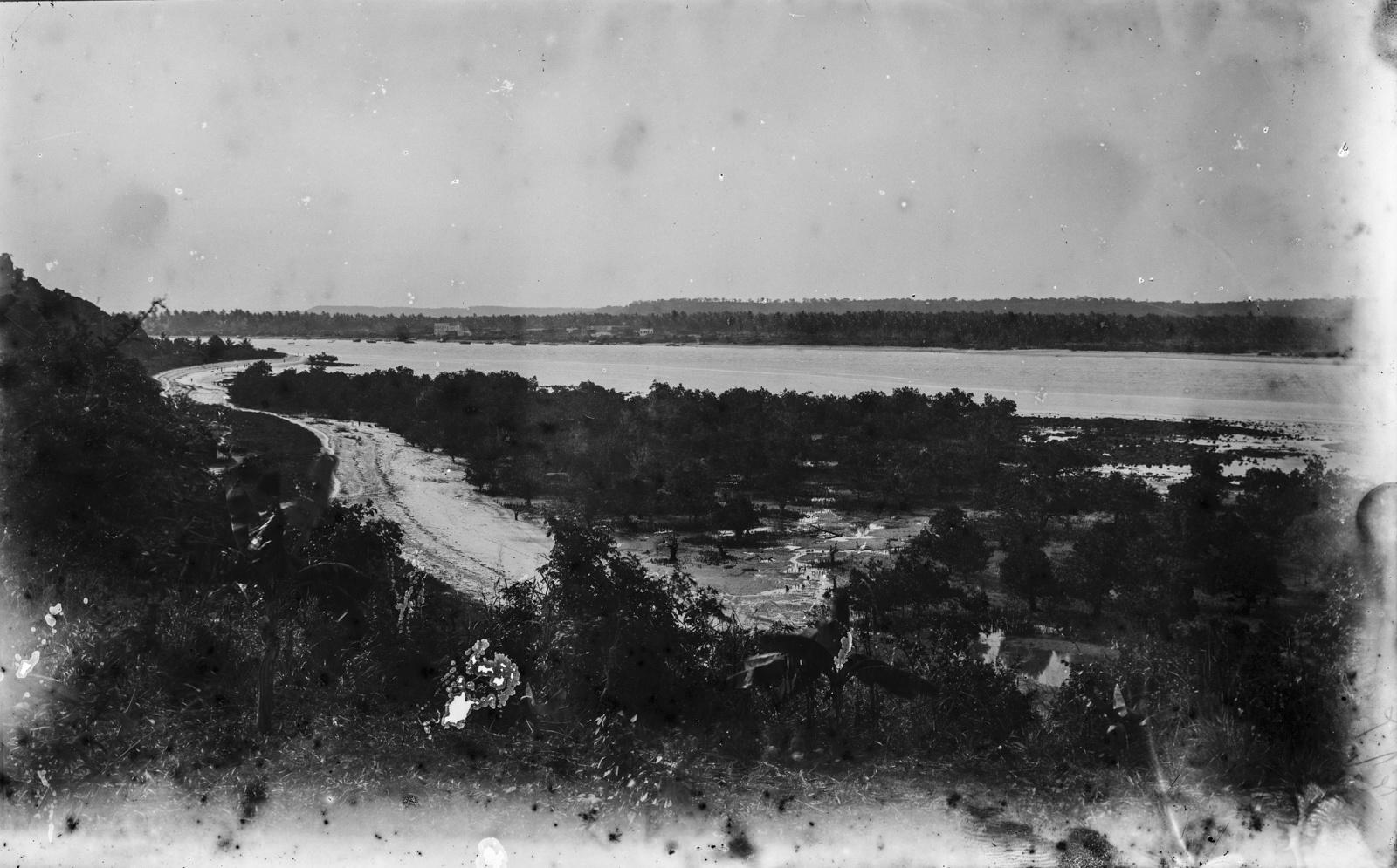 09. Устье реки Пангани