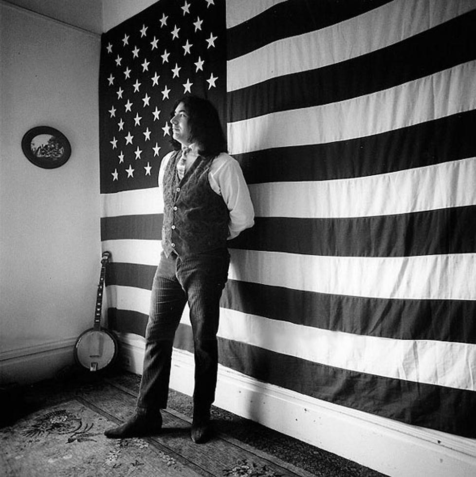 1965. Джерри Гарсия из «Grateful Dead»