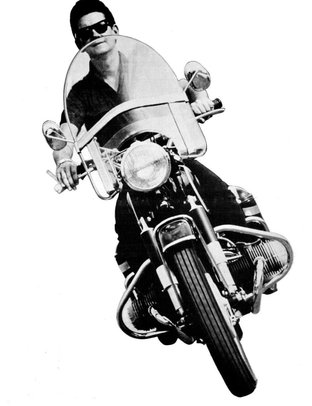 1965. Рой Орбисон