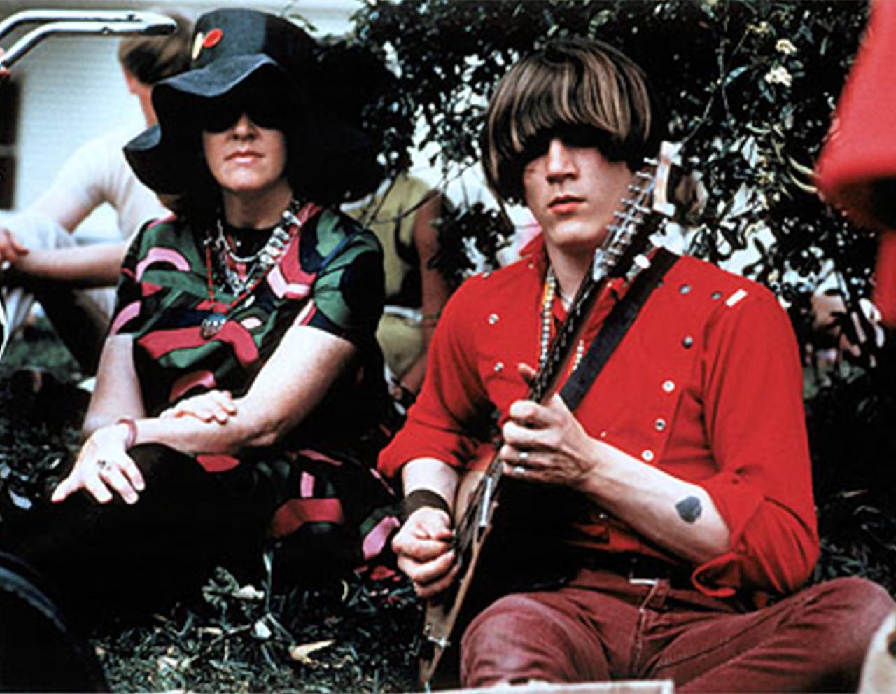 1966. Хиппи в Сан-Франциско