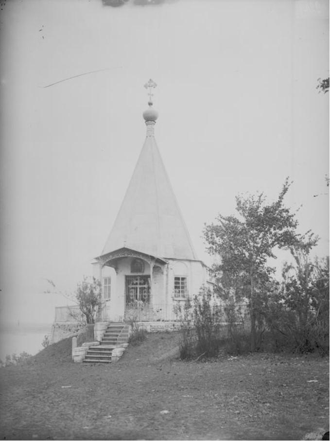 Часовня Животворящего Креста или Крестовоздвиженская церковь при Печерском монастыре