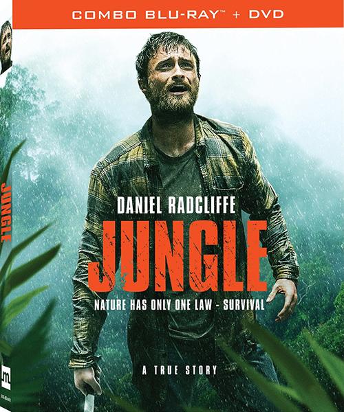 Джунгли / Jungle (2017/BDRip/HDRip)