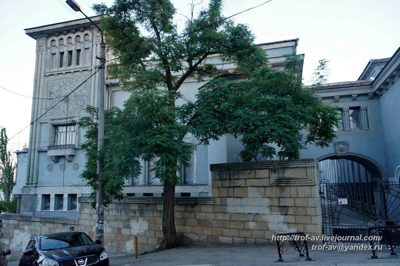 Дача Отрада, Феодосия