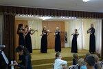29 октября в Донском храме г. Мытищи состоялся концерт Осень золотая со скрипочкой в руках при участии ансамбля скрипачей Арпеджио