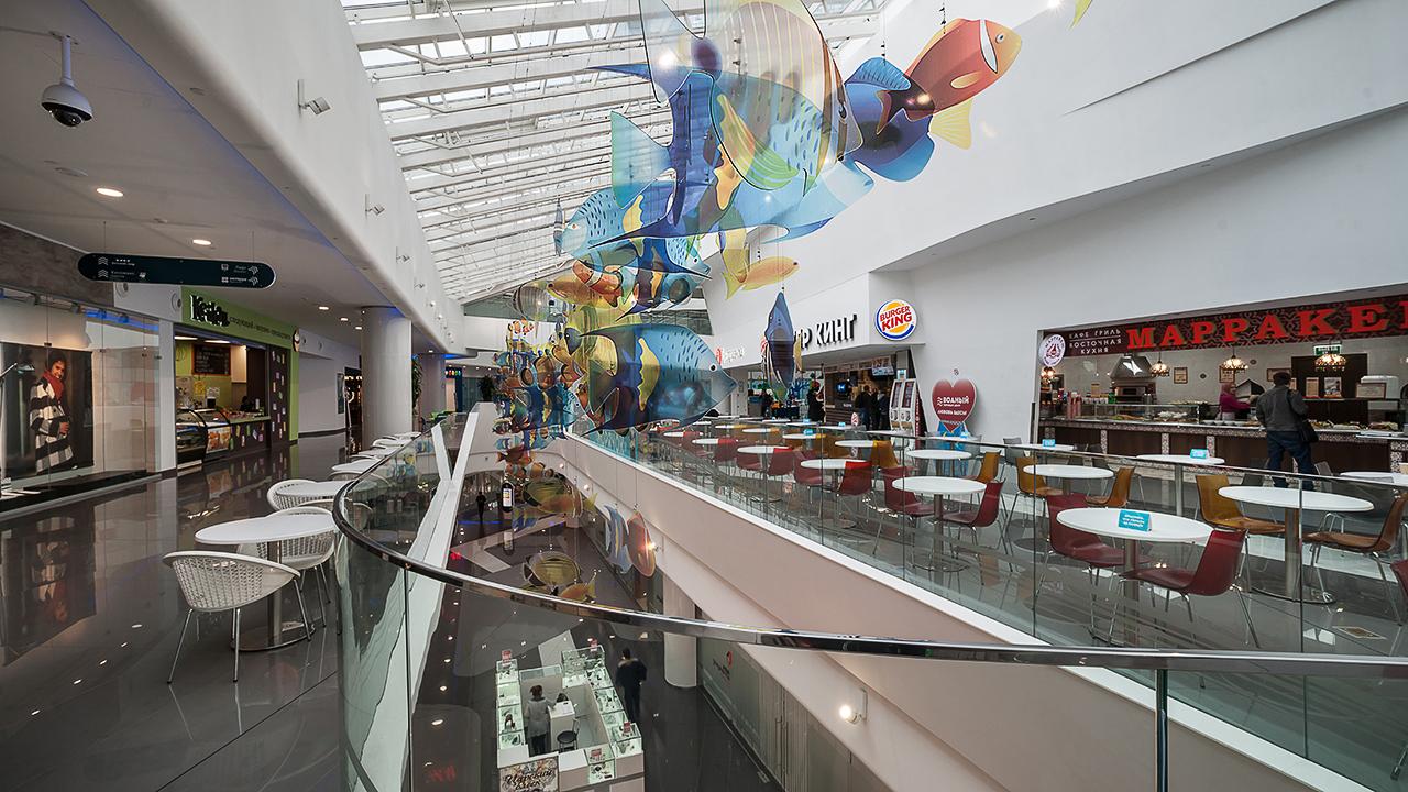 архитектурная фотосъемка для Торговых центров и магазинов