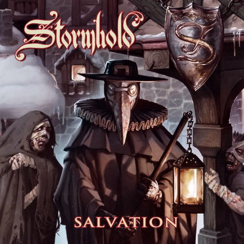 Stormhold - 2017 - Salvation [Pure Steel Publishing, PSPCD016, Germany]