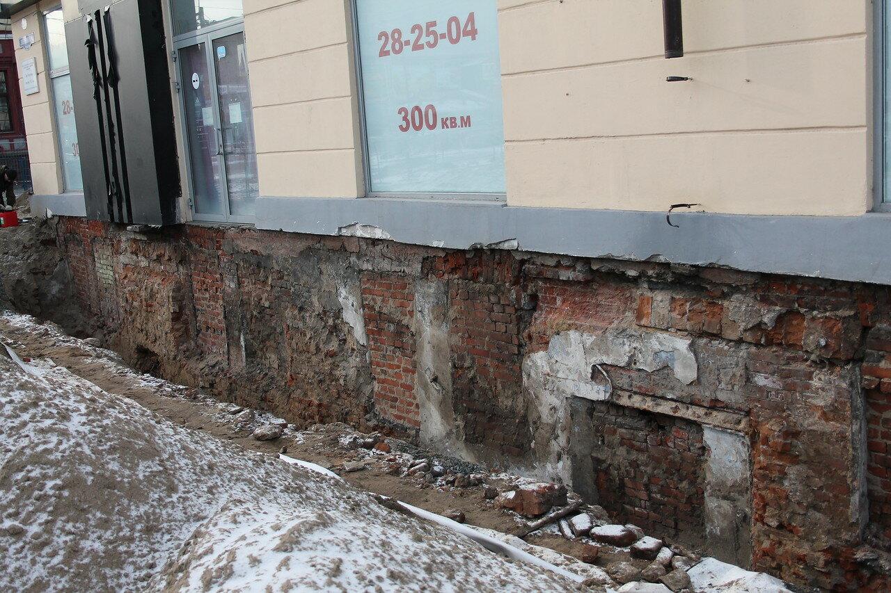 Здание, засыпанное грунтом - продолжение истории