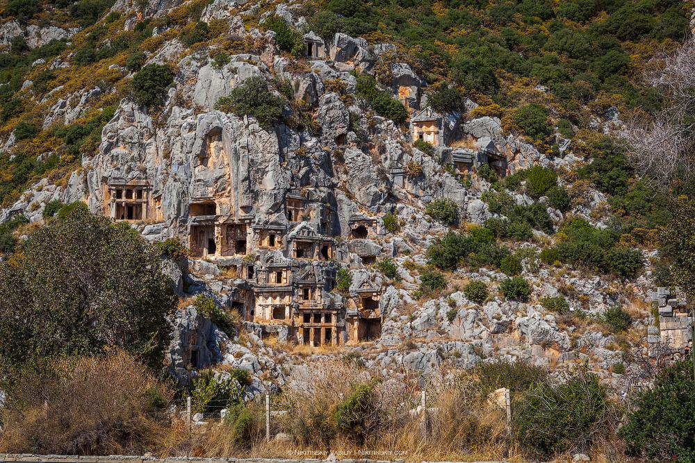 Турция: древние Мира и Лимира