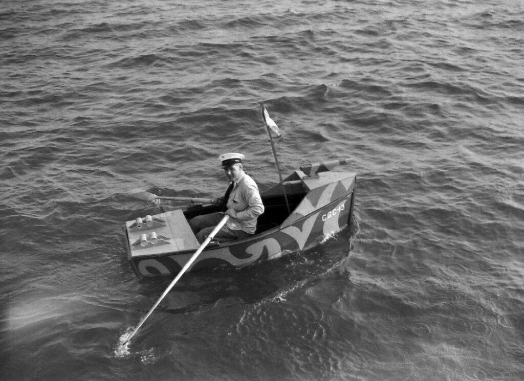 Coast Guard of Toms River in New Jersey in 1942 - William Vandivert - LIFE