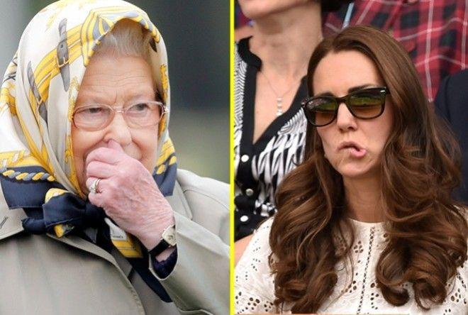 10 неприятных фото, которые королевская семья мечтает удалить (11 фото)