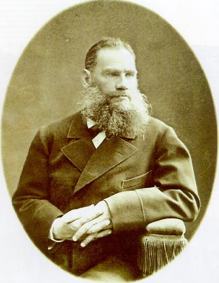 Фотография 1876 года.   В один из периодов размышлений о своей жизни писатель нашел свое состоя