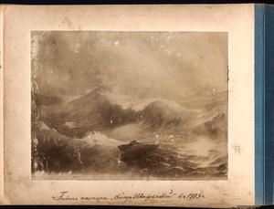 Гибель катера Князь Шаховский в 1903 году