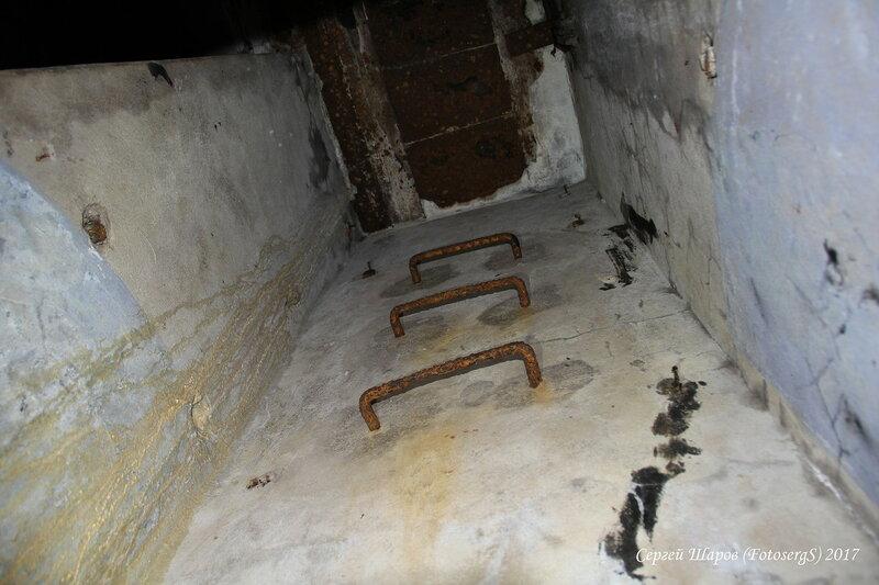 Скоб-трап на второй этаж