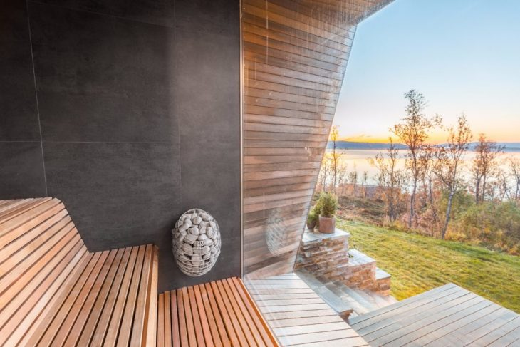 Malangen Retreat by Snorre Stinessen