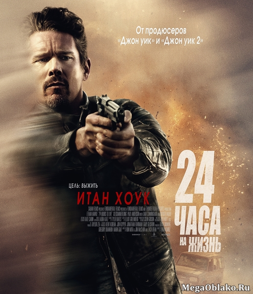 24 часа на жизнь / 24 Hours to Live (2017/WEB-DL/WEB-DLRip)