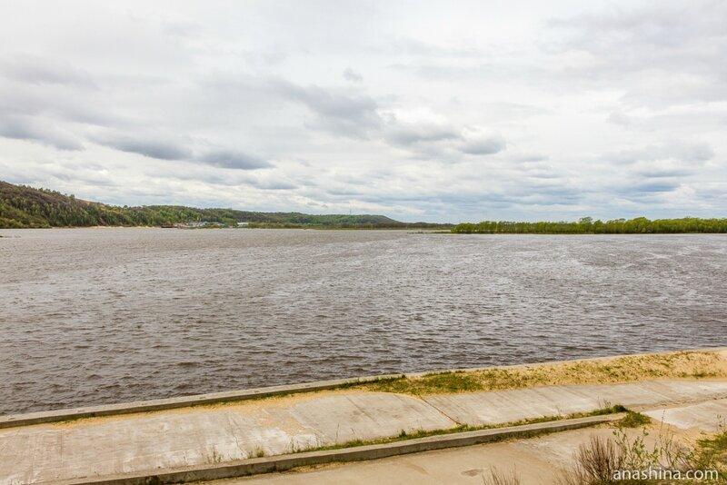 Берег Оки, Нижегородская область