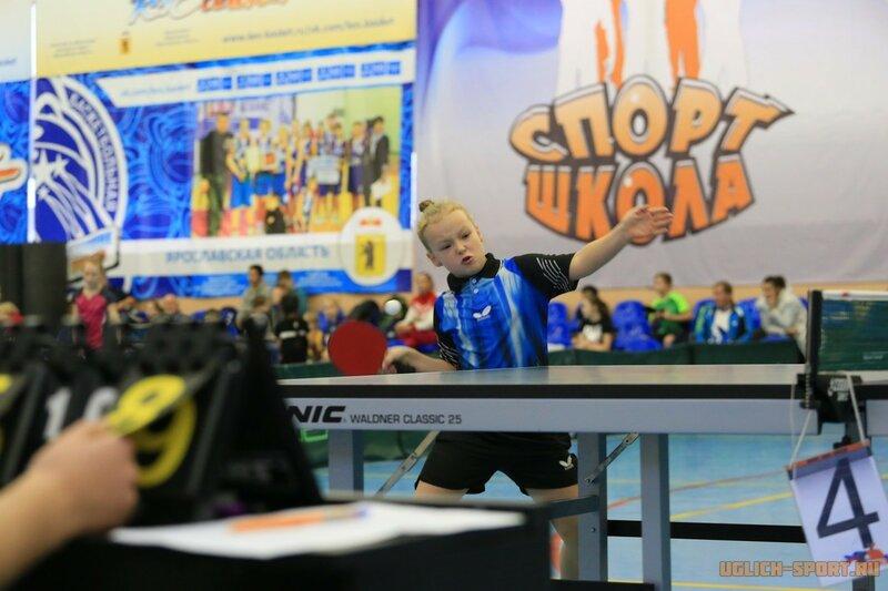 Победитель соревнований в возрастной категории девочек 2006 г.р. и младше Широкова Есения