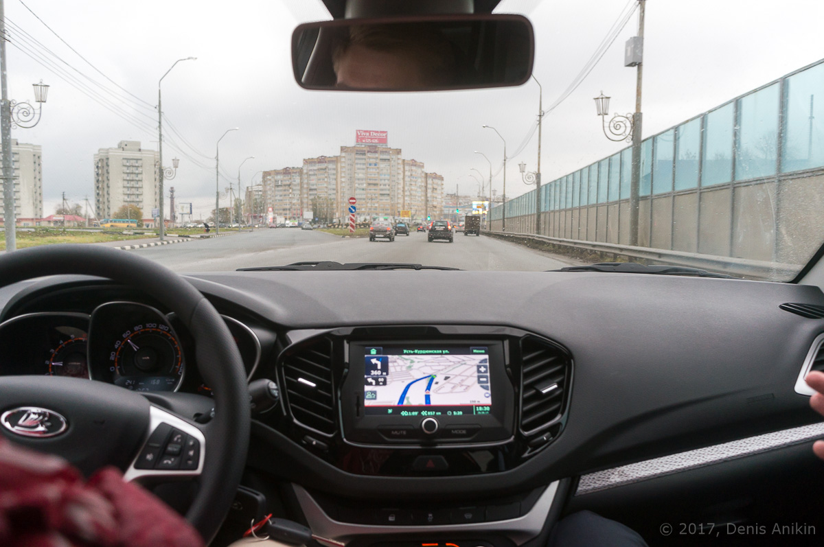 Презентация Lada Vesta SW Агат Саратов фото 22