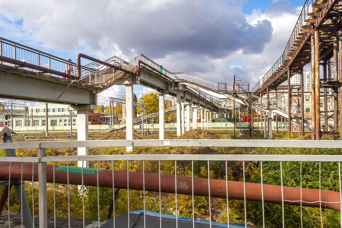 путепровод станция саратов-2 фото 4