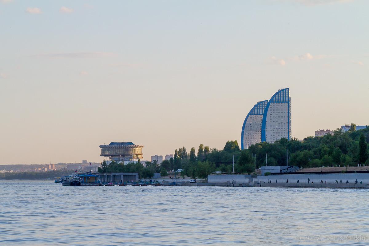 проплывая Волгоград фото 8