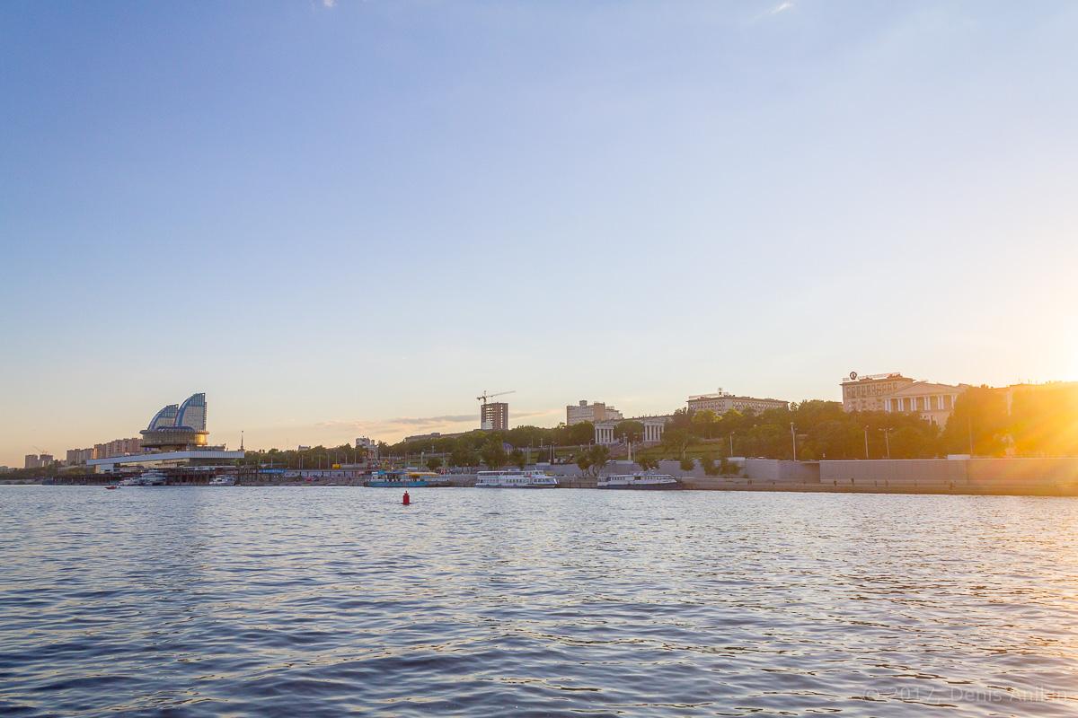 проплывая Волгоград фото 21
