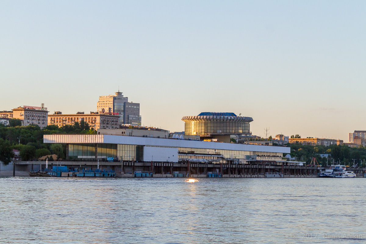 проплывая Волгоград фото 17