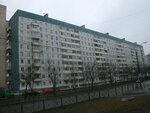 10 этажей, 5 парадных и 199 квартир