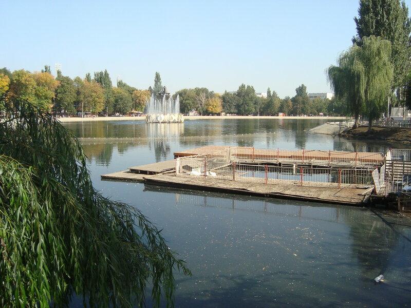 Самара. Песчаное озеро (1)