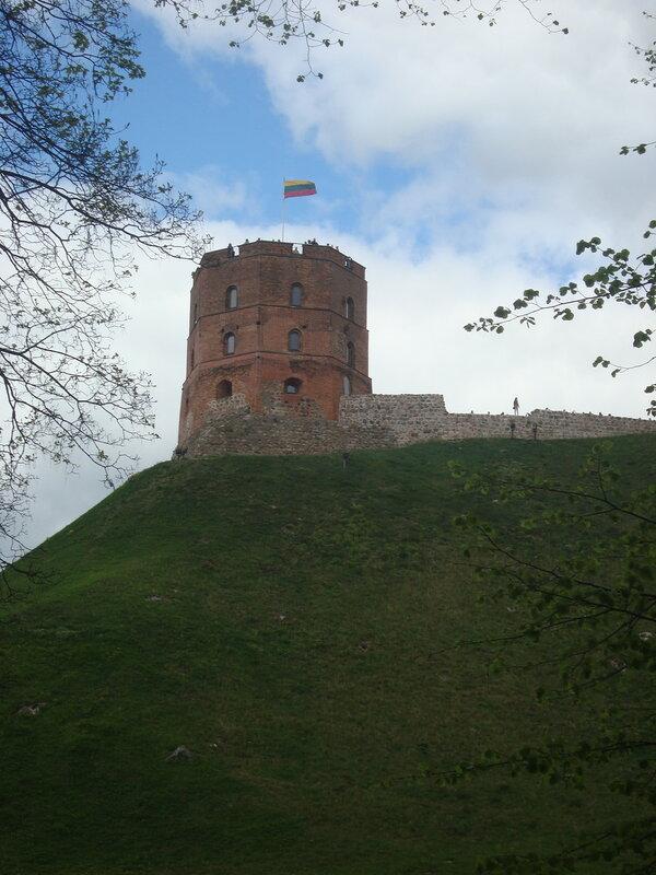 Вильнюс. Башня Гедимина (1)