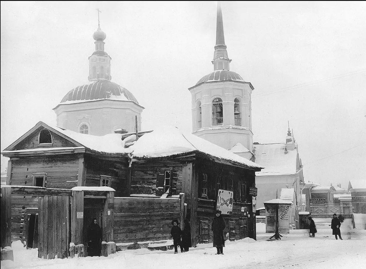 Дом исправника Николая Ивановича Лучшева