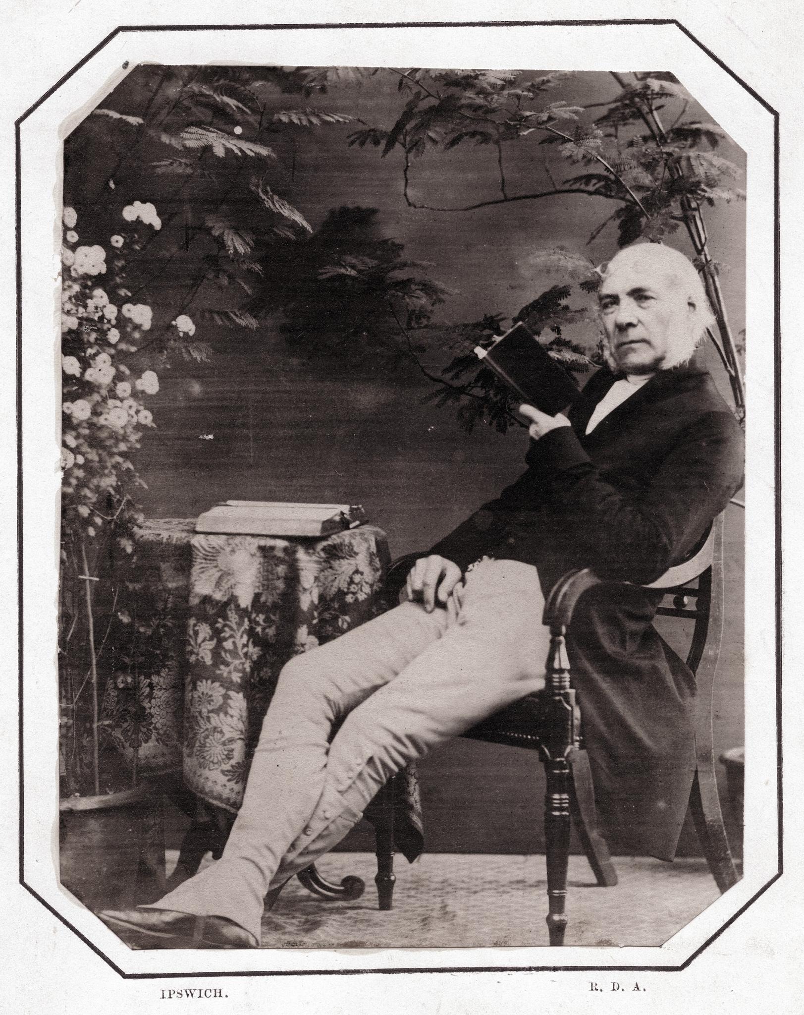 1850. Эдвард Кертис, хирург