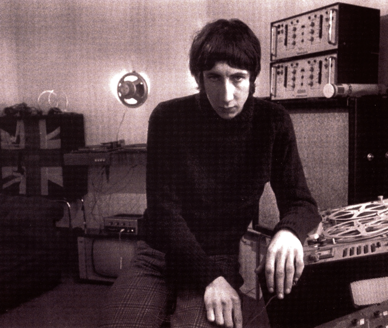 1966. Пит Таунсенд в студии