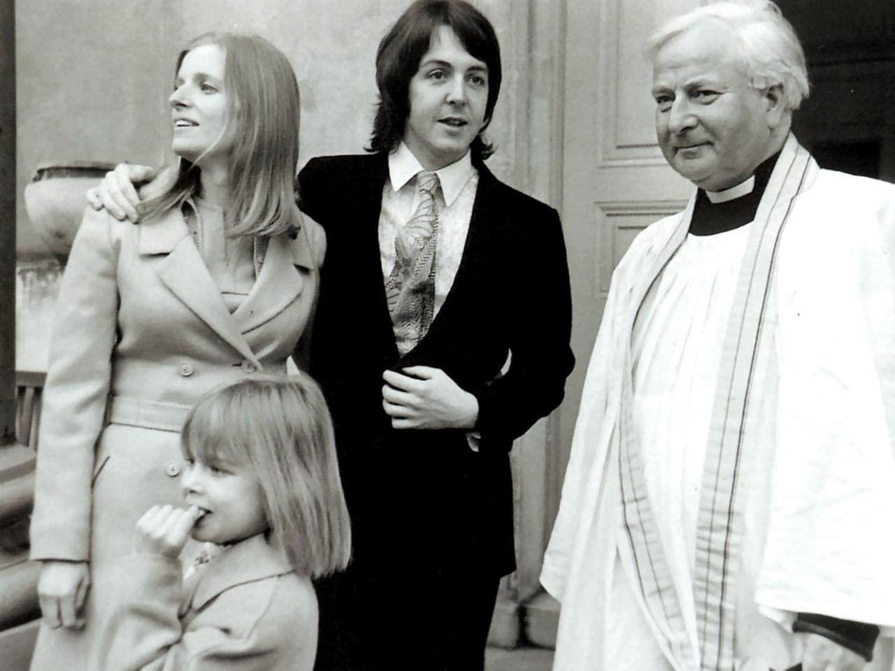 1969. Свадьба Пола и Линды