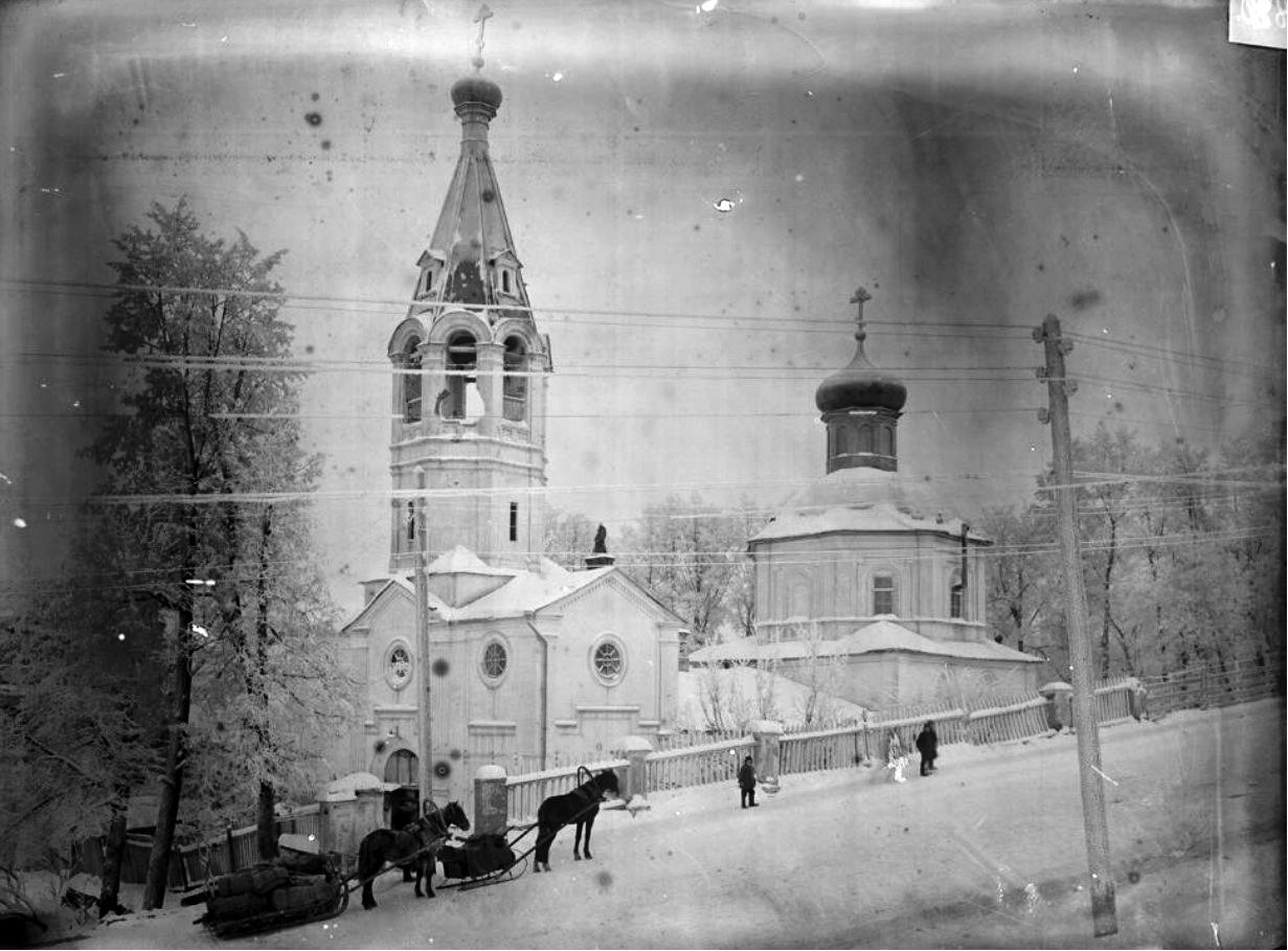 Общий вид церкви Симеона Столпника