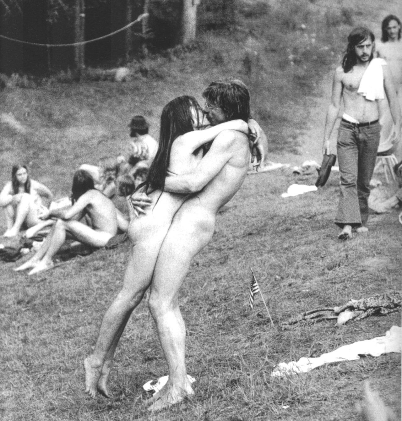1969. Вермонтские хиппи