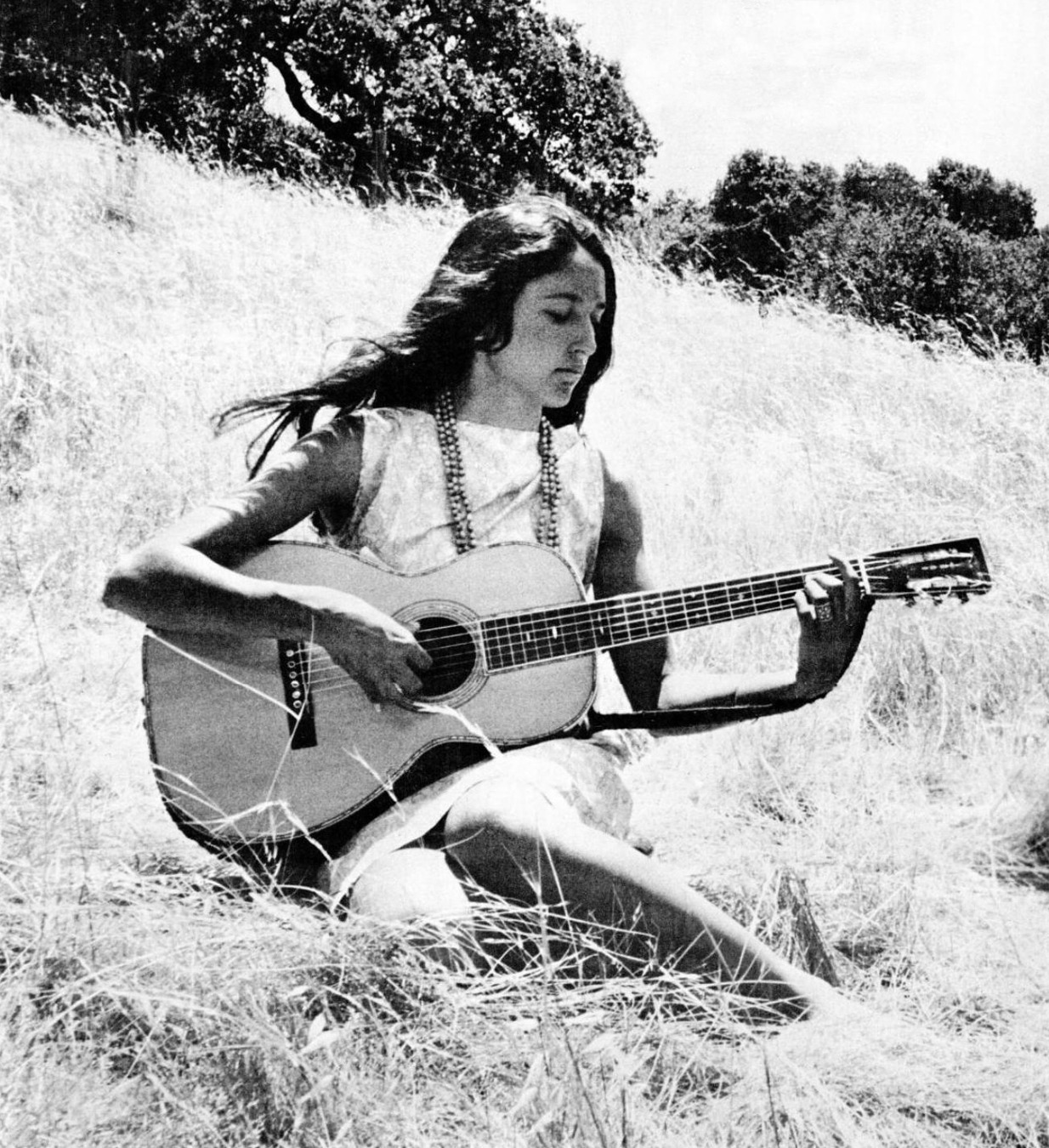 1965. Джоан Баэз